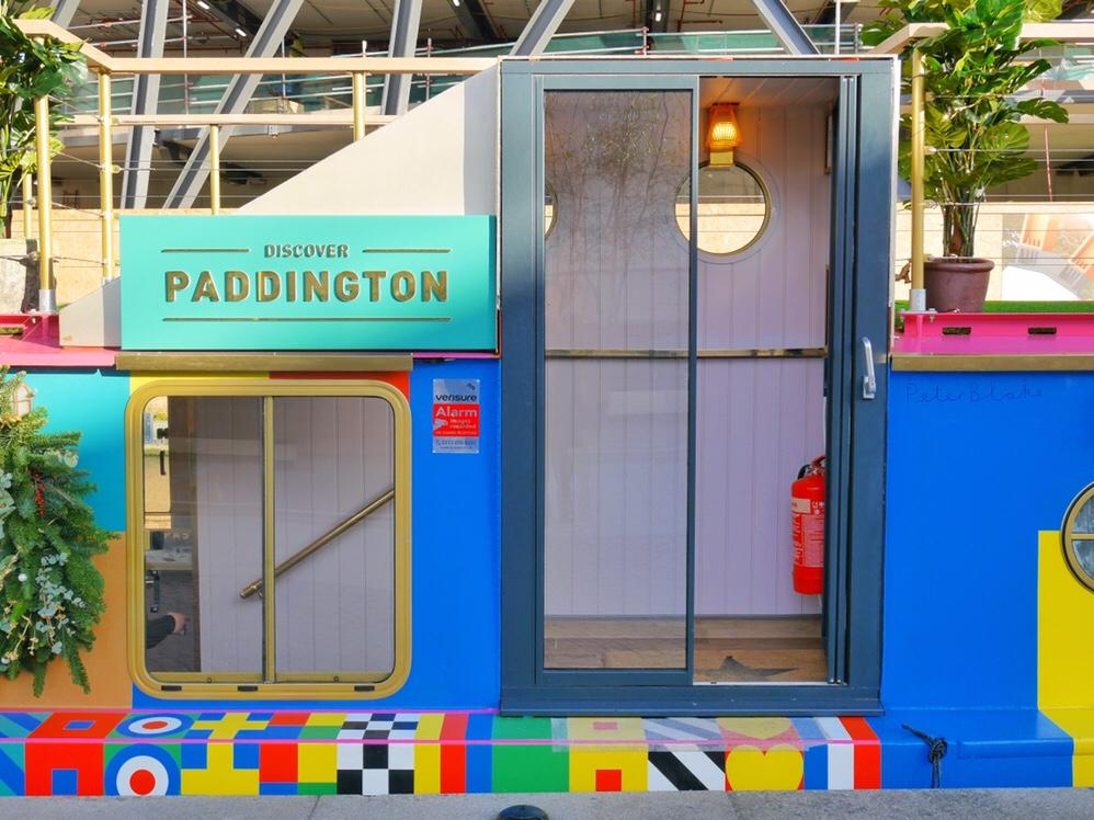 Good British Restaurant Paddington Station